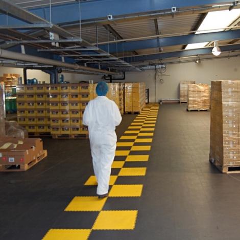 ClearSafe modulos, ipari PVC burkolat 7 mm