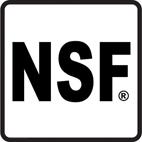 NSF minösített